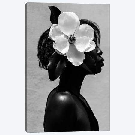 Magnolia Canvas Print #GRP14} by Gregory Prescott Canvas Print