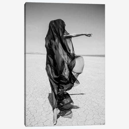 Desert Ghost Canvas Print #GRP32} by Gregory Prescott Canvas Art