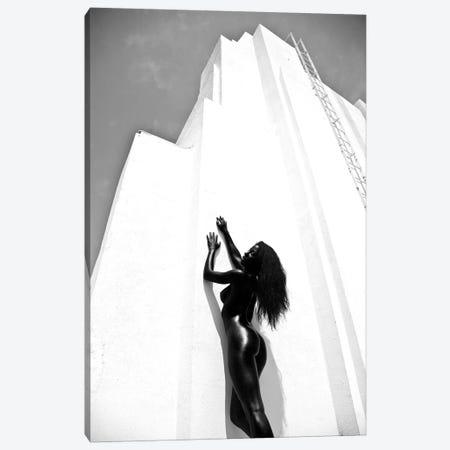 Climbing Canvas Print #GRP4} by Gregory Prescott Canvas Artwork