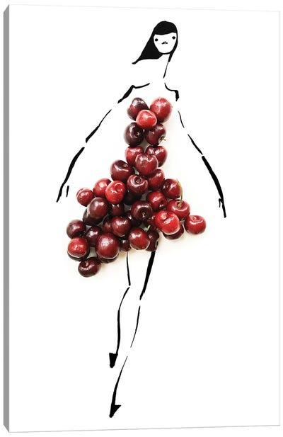 Cherrybomb Canvas Art Print