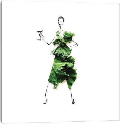 Kale IV Canvas Art Print