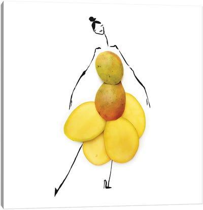 Mango Canvas Art Print