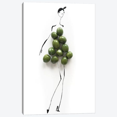 Olive II Canvas Print #GRR69} by Gretchen Roehrs Canvas Art Print
