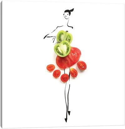 Tomato I Canvas Art Print