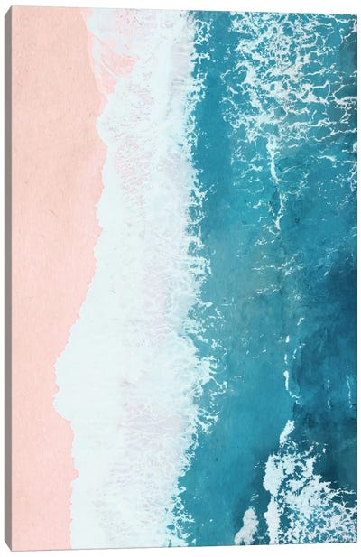 Just Beachy Canvas Art Print
