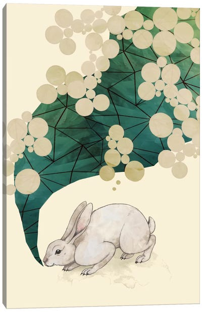 Spring Canvas Art Print