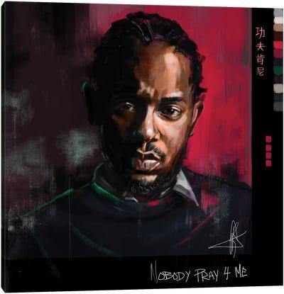 Kenny Canvas Art Print