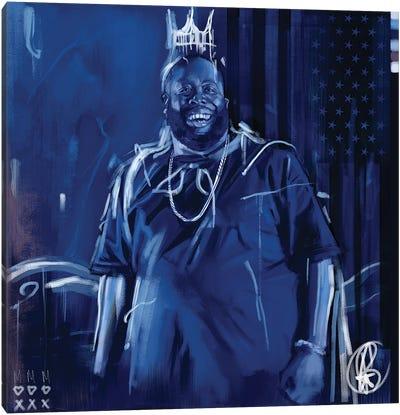 Killer Mike Canvas Art Print