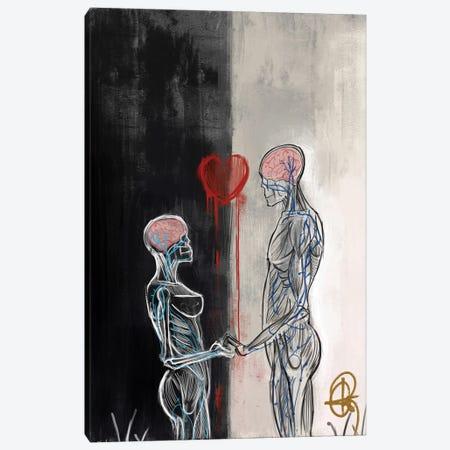 Loving V. Virginia Canvas Print #GRW22} by Gordon Rowe Canvas Wall Art