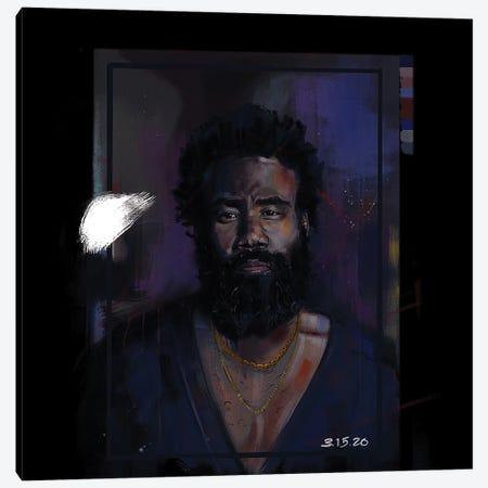 Gambino III Canvas Print #GRW2} by Gordon Rowe Canvas Artwork