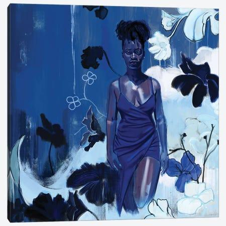 Alone Canvas Print #GRW37} by Gordon Rowe Canvas Art