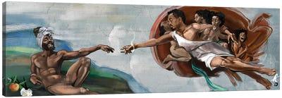 ATL Gods Canvas Art Print