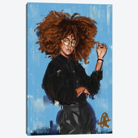 Montego Bae Canvas Print #GRW3} by Gordon Rowe Canvas Wall Art