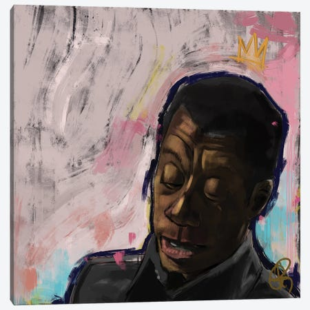 Baldwin II Canvas Print #GRW4} by Gordon Rowe Canvas Print