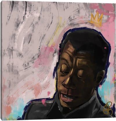 Baldwin II Canvas Art Print