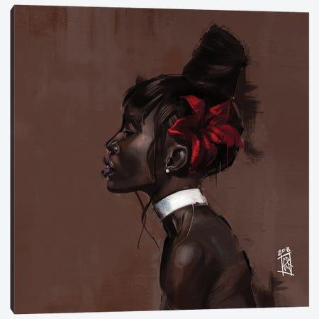 Black Love I Canvas Print #GRW5} by Gordon Rowe Canvas Print