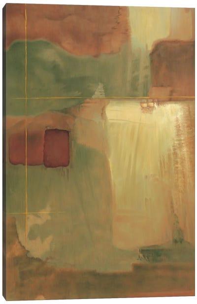 Intersect II Canvas Art Print