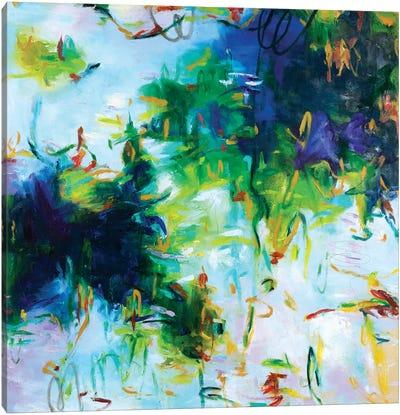 Ponds XI Canvas Art Print