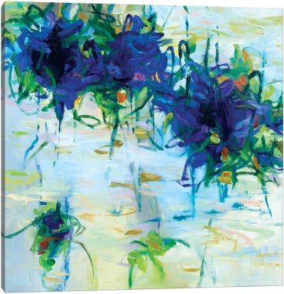 Ponds XIX Canvas Art Print
