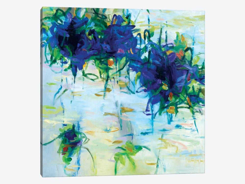Ponds XIX by Gaby Silva Bavio 1-piece Canvas Artwork
