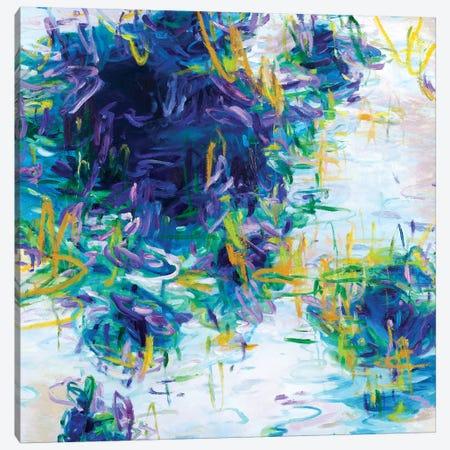 Ponds XXI Canvas Print #GSB12} by Gaby Silva Bavio Canvas Art Print