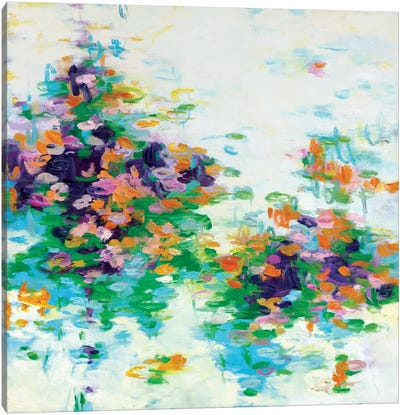 Ponds XLI Canvas Art Print