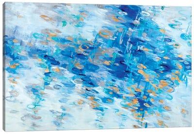Reflective Flow VI Canvas Art Print