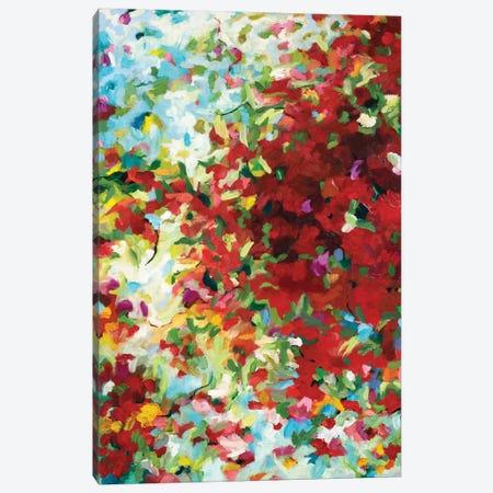 Between Water And Heaven Canvas Print #GSB1} by Gaby Silva Bavio Canvas Print