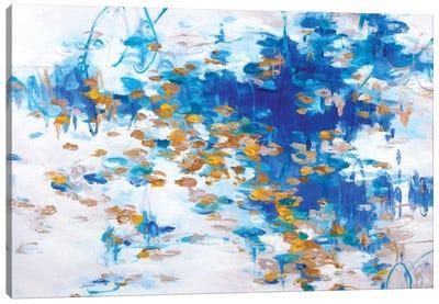 Copper Ponds Canvas Art Print