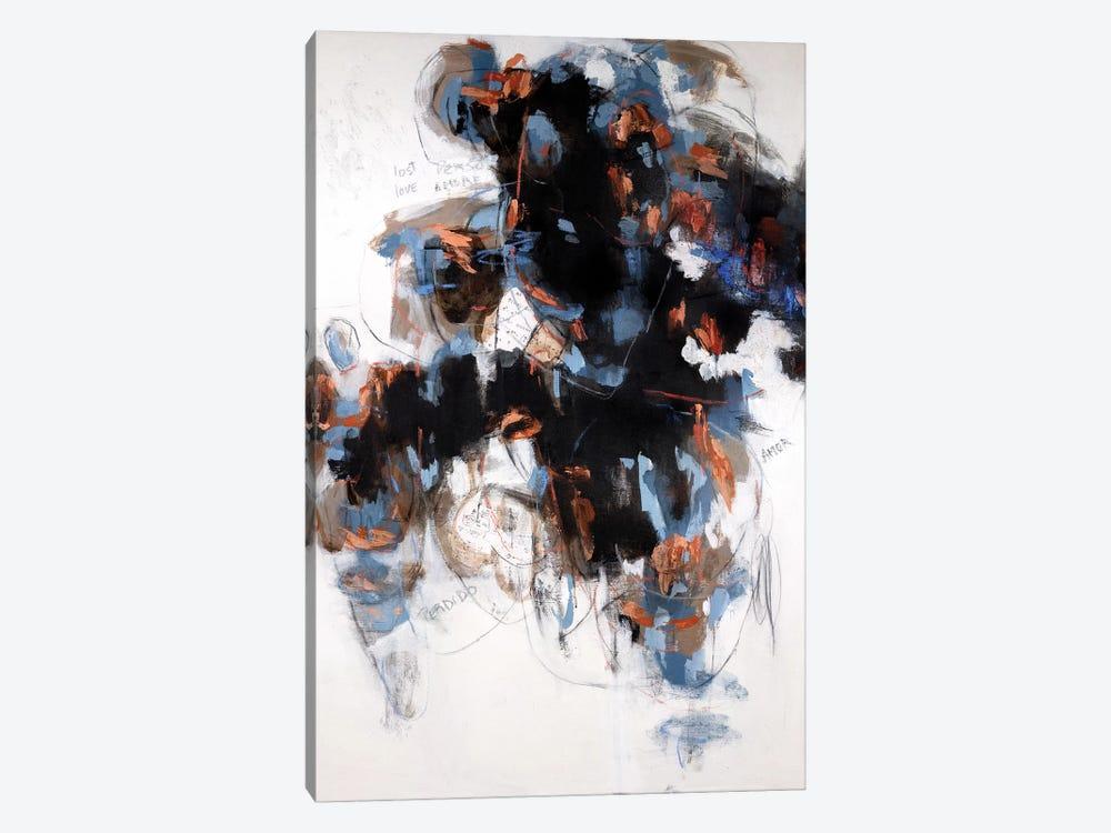 Lost Love by Gaby Silva Bavio 1-piece Canvas Artwork