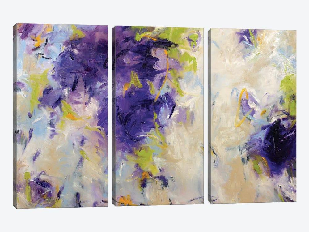 Only You by Gaby Silva Bavio 3-piece Canvas Print