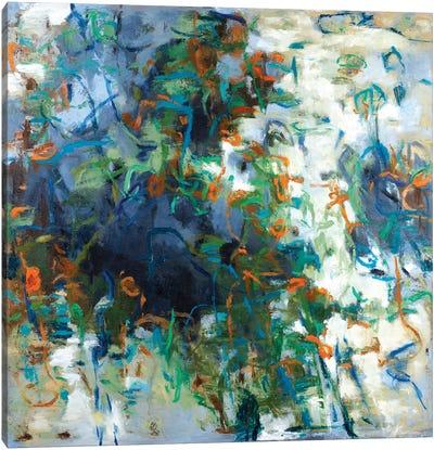 Ponds I Canvas Art Print