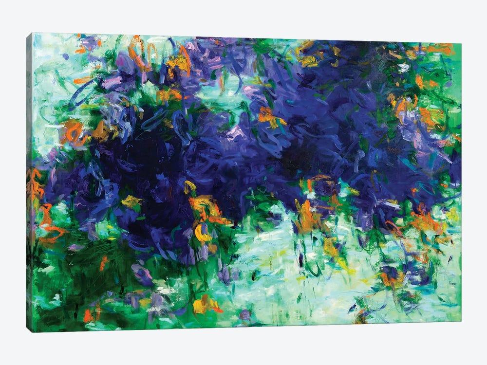 Ponds II by Gaby Silva Bavio 1-piece Canvas Print