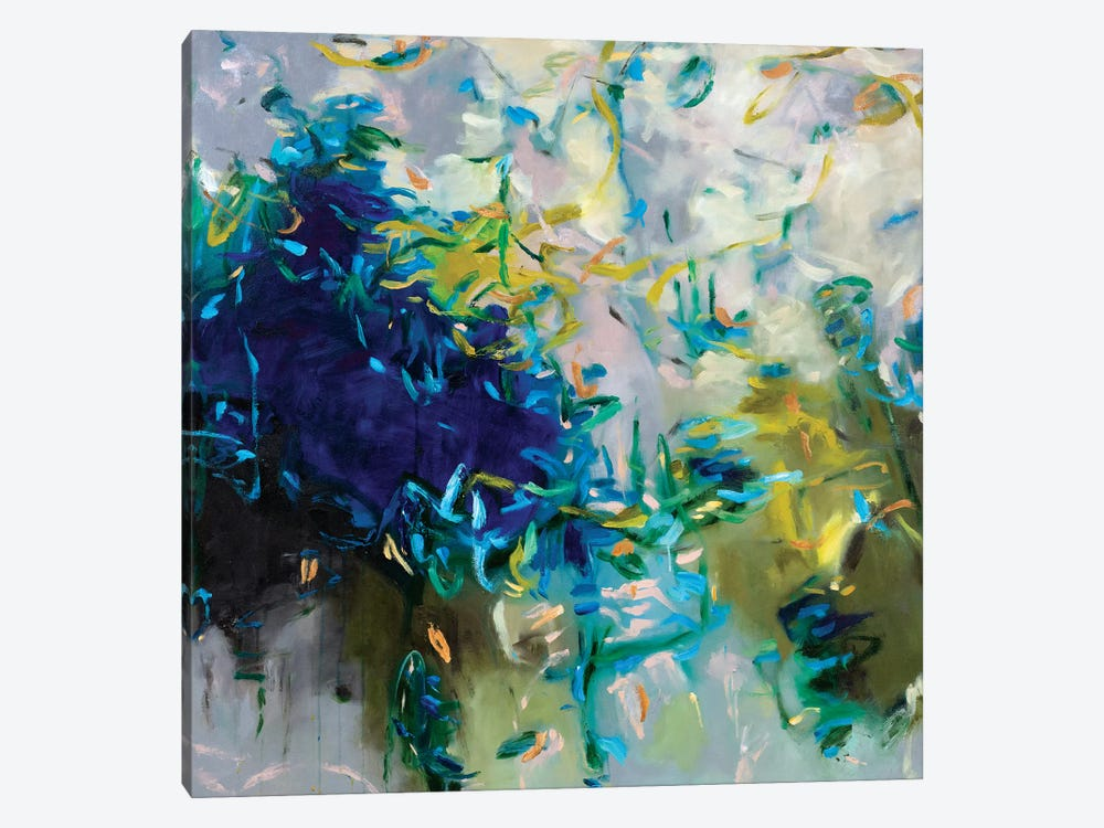 Ponds VI by Gaby Silva Bavio 1-piece Canvas Art