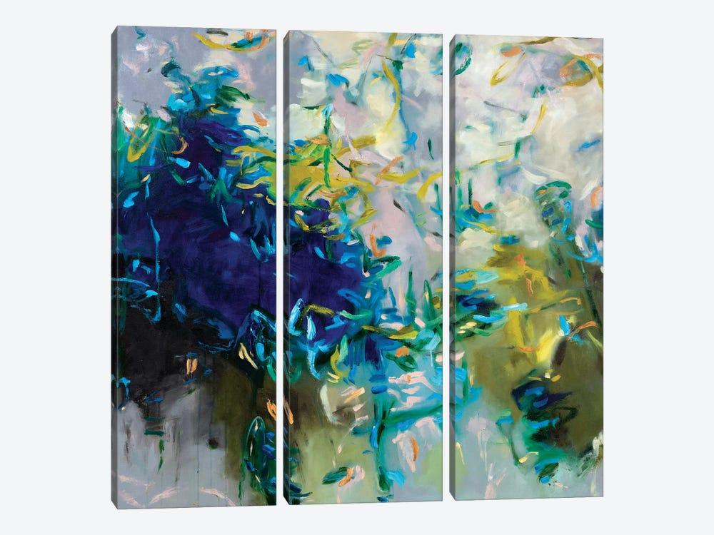 Ponds VI by Gaby Silva Bavio 3-piece Canvas Artwork