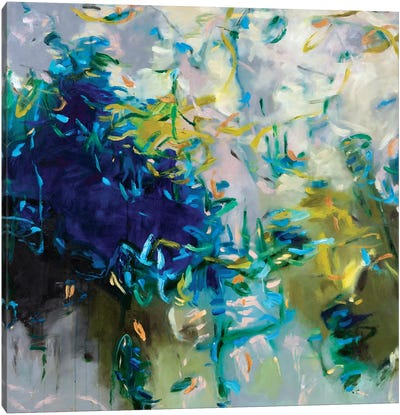 Ponds VI Canvas Art Print