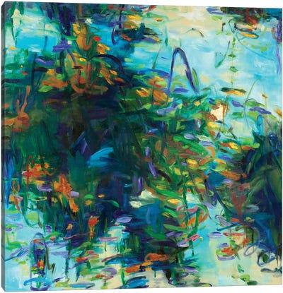 Ponds IX Canvas Art Print