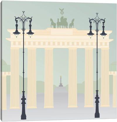 Travel Europe--Brandenburger Canvas Art Print