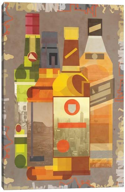 Four J's Canvas Art Print