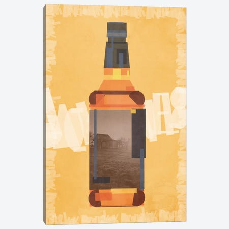 Gentleman's Jack Canvas Print #GSP12} by 5by5collective Canvas Art Print
