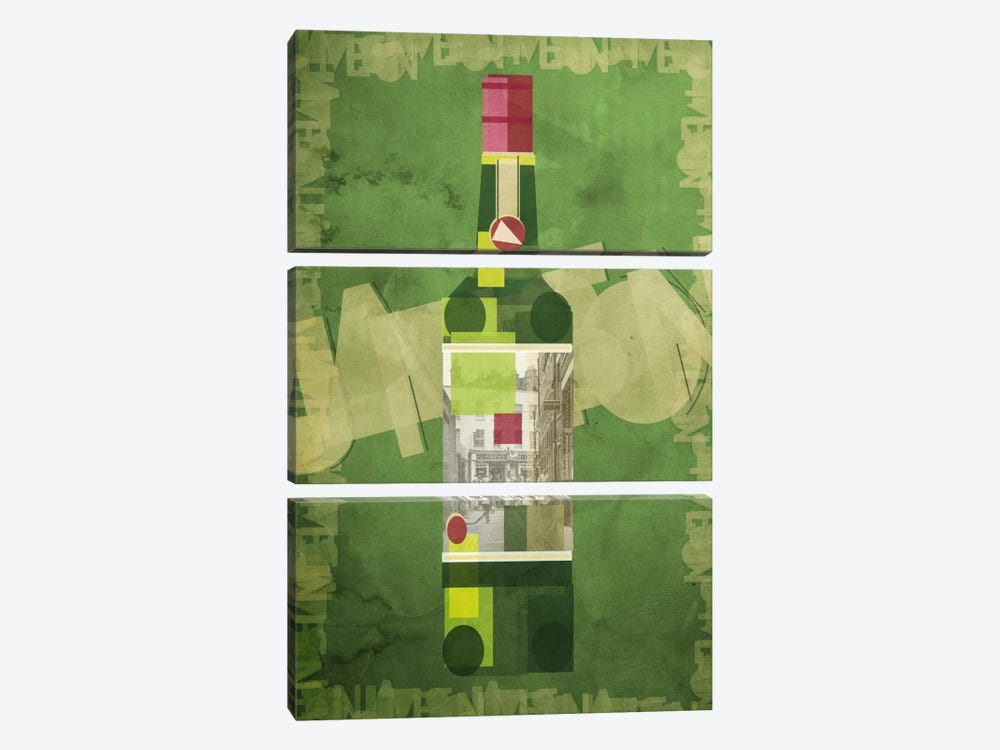 Jamo by 5by5collective 3-piece Art Print