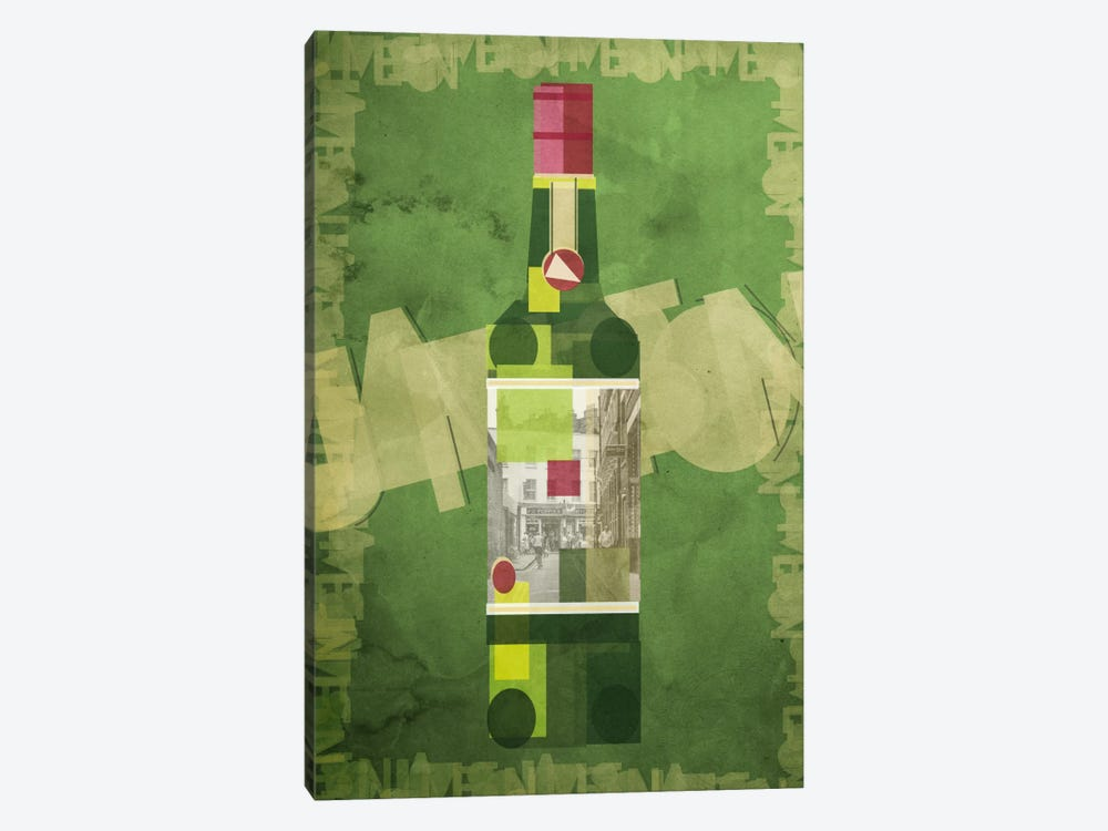 Jamo by 5by5collective 1-piece Canvas Art Print