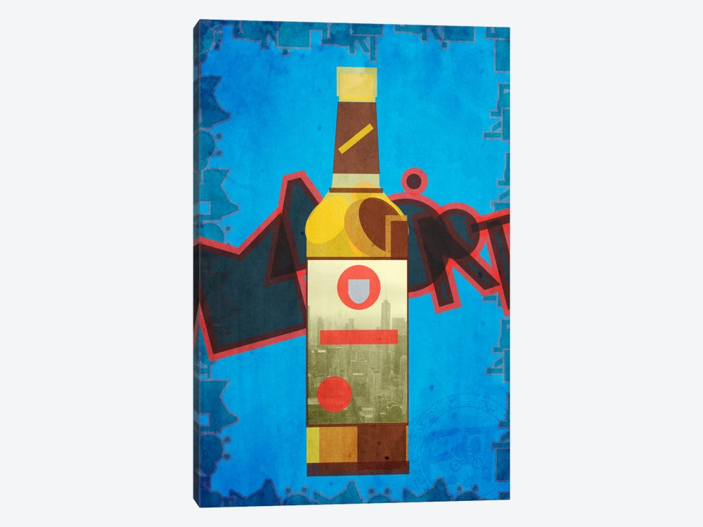 Jepp by 5by5collective 1-piece Canvas Art