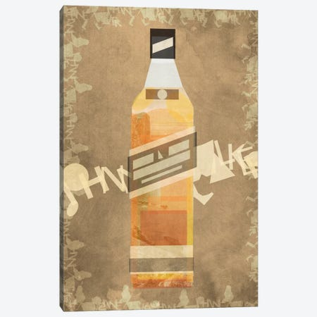 Johnnie Canvas Print #GSP27} by 5by5collective Canvas Art Print