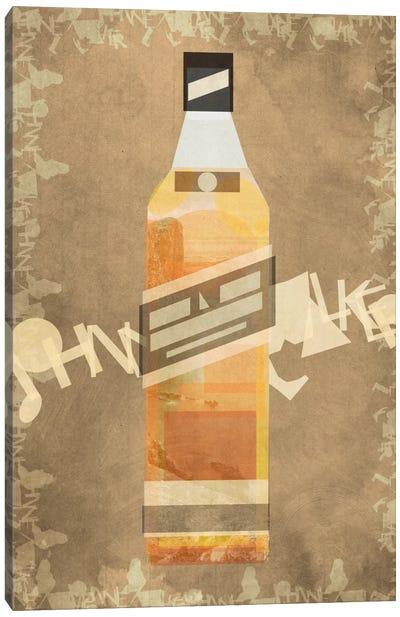 Johnnie Canvas Art Print