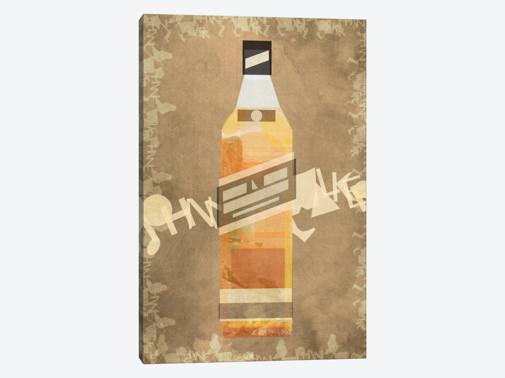 Johnnie by 5by5collective 1-piece Art Print