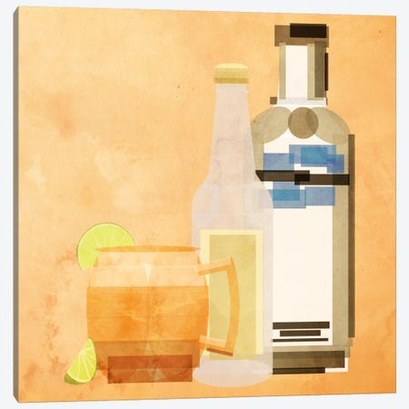 Moscow Mule Canvas Print #GSP34} by 5by5collective Canvas Art