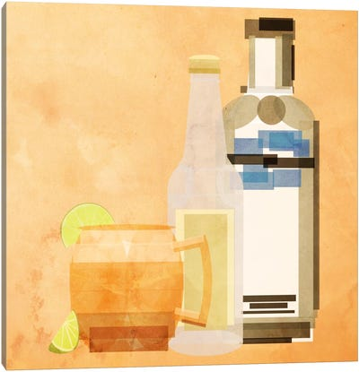 Moscow Mule Canvas Art Print