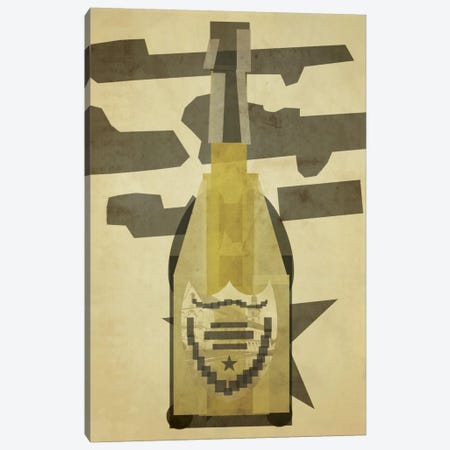 Perignon Canvas Print #GSP3} by 5by5collective Canvas Wall Art