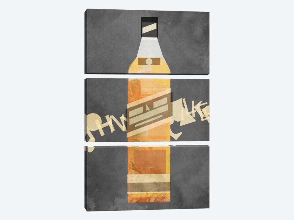 Walker by 5by5collective 3-piece Canvas Wall Art